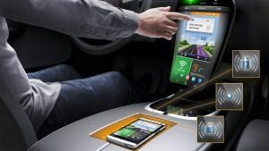 """""""Multifunktionales Smartphone Terminal"""" von Continental."""