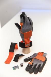 Der Sensoren-Handschuh ProGlove soll vor allem Industriearbeiter unterstützen.