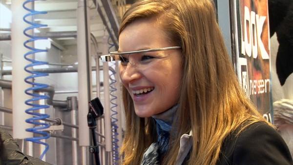 """""""SAC Glasses"""" für den modernen Landwirt. (C) Stibleichinger"""